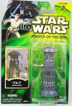 Star Wars (Power of the Jedi) - Hasbro - FX-7 Medical Droid