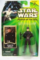 Star Wars (Power of the Jedi) - Hasbro - Imperial Officer
