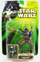 Star Wars (Power of the Jedi) - Hasbro - Jango Fett \'\'Sneak Preview\'\'