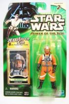 Star Wars (Power of the Jedi) - Hasbro - Jek Porkins (X-Wing pilot)