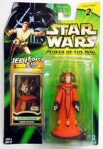 Star Wars (Power of the Jedi) - Hasbro - Queen Amidala (Theed Invasion)