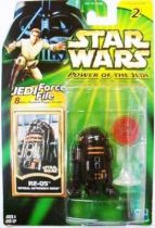 Star Wars (Power of the Jedi) - Hasbro - R2-Q5 (Imperial Astromech Droid)