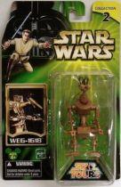 Star Wars (Power of the Jedi) - Hasbro - WEG-1618 Star Tours
