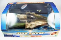 Star Wars (Saga Collection) - Hasbro - A-Wing Fighter (includes A-Wing Pilot)