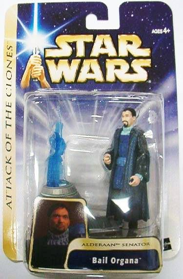 Star Wars (Saga Collection) - Hasbro - Bail Organa