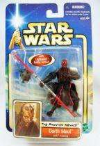 Star Wars (Saga Collection) - Hasbro - Darth Maul (Sith Training) 01