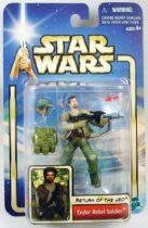 Star Wars (Saga Collection) - Hasbro - Endor Rebel Soldier
