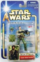 Star Wars (Saga Collection) - Hasbro - Endor Rebel Soldier