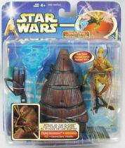 Star Wars (Saga Collection) - Hasbro - Flying Geonosian