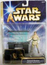 Star Wars (Saga Collection) - Hasbro - General Rieekan with Hoth Tactical Screen