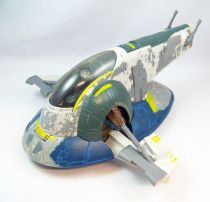 Star Wars (Saga Collection) - Hasbro - Jango Fett\'s Slave 1 (loose & complete)