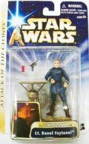 Star Wars (Saga Collection) - Hasbro - Lt. Dannl Faytonni