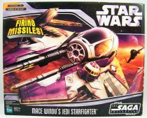 Star Wars (Saga Collection) - Hasbro - Mace Windu\'s Jedi Starfighter