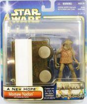 Star Wars (Saga Collection) - Hasbro - Momaw Nadon (Cantina Bar Section)
