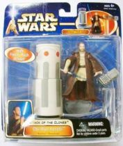 Star Wars (Saga Collection) - Hasbro - Obi Wan Kenobi (Kamino Showdown)