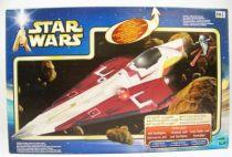 Star Wars (Saga Collection) - Hasbro - Obi-Wan Kenobi\'s Jedi Starfighter 01