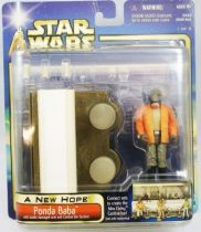 Star Wars (Saga Collection) - Hasbro - Ponda Baba (Cantina Bar Section)