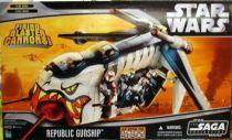 Star Wars (Saga Collection) - Hasbro - Republic Gunship (Clone Wars)