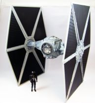 Star Wars (Saga Collection) - Hasbro - Tie Fighter (with Tie Pilot figure) loose