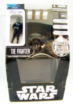 Star Wars (Saga Collection) - Hasbro - Tie Fighter (with Tie Pilot figure)