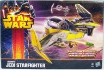 Star Wars (Saga Legends) - Hasbro - Anakin\'s Jedi Starfighter 01