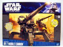Star Wars (Saga Legends) - Hasbro - AV-7 Mobile Cannon