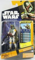 Star Wars (Saga Legends) - Hasbro - Boba Fett #SL30