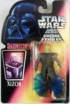 Star Wars (Shadows of the Empire) - Kenner - Xizor (Version Fr)