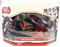 Star Wars (The Clone Wars) - Hasbro - Anakin Skywalker and Can-Cell