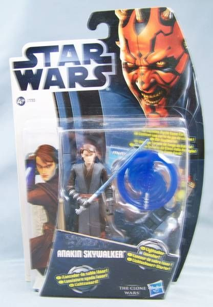 Star Wars (The Clone Wars) - Hasbro - Anakin Skywalker