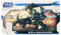 Star Wars (The Clone Wars) - Hasbro - AT-TE (All Terrain Tactical Enforcer) loose with box