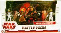 Star Wars (The Clone Wars) - Hasbro - Battle Packs : Ambush at Abregado