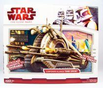 Star Wars (The Clone Wars) - Hasbro - Corporate Alliance Tank Droid