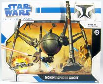 Star Wars (The Clone Wars) - Hasbro - Homing Spider Droid