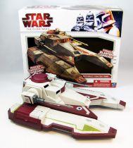 Star Wars (The Clone Wars) - Hasbro - Republic Fighter Tank