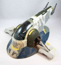 Star Wars (The Clone Wars) - Hasbro - Slave 1 (Deluxe) Rise of Boba Fett (occasion) 01