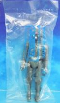 Star Wars (The Empire strikes back) - Kenner - Zuckuss (Real name: 4-Lom)  Baggie Mail Away \'\'Made in China\'\'