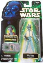 Star Wars (The Power of the Force) - Hasbro - Greedo