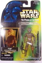 Star Wars (The Power of the Force) - Kenner - 4-LOM