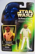 Star Wars (The Power of the Force) - Kenner - Admiral Ackbar 01