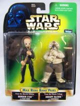 Star Wars (The Power of the Force) - Kenner - Barquin D\'An & Droopy McCool (Max Rebo Band Pairs) 01