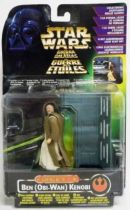 Star Wars (The Power of the Force) - Kenner - Ben (Obi-Wan) Kenobi (Power F/X)