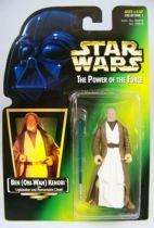 Star Wars (The Power of the Force) - Kenner - Ben (Obi-Wan) Kenobi 01