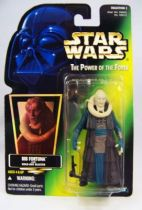 Star Wars (The Power of the Force) - Kenner - Bib Fortuna 01