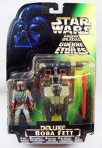 Star Wars (The Power of the Force) - Kenner - Boba Fett (Deluxe) 01