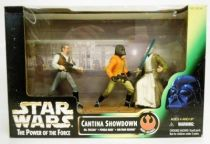 Star Wars (The Power of the Force) - Kenner - Cantina Showdown