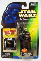 Star Wars (The Power of the Force) - Kenner - Darth Vader (Casque Amovible) 01