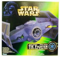 Star Wars (The Power of the Force) - Kenner - Darth Vader\'s TIE Fighter