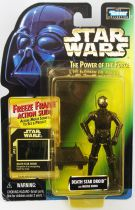 Star Wars (The Power of the Force) - Kenner - Death Star Droid