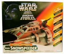 Star Wars (The Power of the Force) - Kenner - Electronic Rebel  Snowspeeder